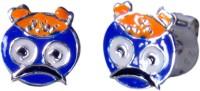 abhooshan Tiny Tots Enamel, Sterling Silver Stud Earring