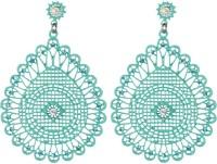 Taj Pearl Designer Alloy Drops & Danglers