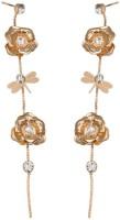 Taj Pearl Modern Alloy Drops & Danglers