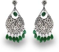SuvidhaArts Stunning Designer Brass Drops & Danglers