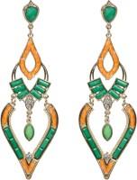 Taj Pearl Stylish Alloy Drops & Danglers
