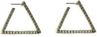 Gildermen GMEA1LLRR7 Cubic Zirconia Alloy Hoop Earring