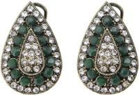 Taj Pearl Designer Alloy Stud Earring