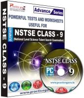 Practice guru NSTSE Class 9(CD)