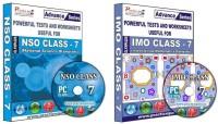 Practice guru Class 7 - Combo Pack (IMO / NSO)(CD)