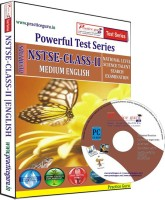 Practice Guru NSTSE Class 2 Test Series(CD)