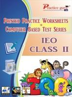 Practice guru Worksheets & Test Series for IEO Class 2(CD)