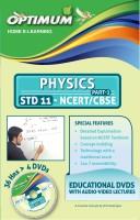 Optimum Educators Educational DVDs CBSE/NCERT-STD 11-PHYSICS- PART 2(DVD)