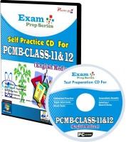 Practice guru Exam Prep For PCMB Combo Pack Class 11 & 12(CD)