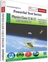 Practice Guru CBSE - Powerful Test Series Physics Medium English (Class 11 & 12)(CD) - Price 299