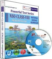 Practice Guru Powerful Test Series NSO Medium English (Class - 8)