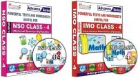 Practice guru Class 4 - Combo Pack (IMO / NSO)(CD)