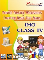 Practice guru Worksheets & Test Series for IMO Class 4(CD)