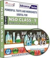 Practice guru NSO Class 9(CD)