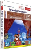Practice Guru Powerful Test Series - NTSE Medium English (Class - 10) - Price 474 5 % Off