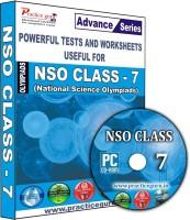 Practice guru NSO Class 7(CD)