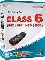 Practice guru Class 6 - Combo Pack (IMO / NSO / IEO / NCO)(Pen Drive)