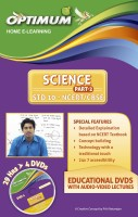 Optimum Educators Educational DVDs STD 10 CBSE- Science- Part 2(DVD)