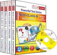 Practice Guru Class 2 - Combo Pack (IMO / NSO / IEO / NCO) Test Series(CD) - Price 490