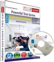 Practice Guru IES - Electronics & Communication Test Series(CD)