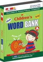 MAS Kreations Children's Word Bank-A(DVD)