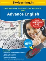 Skylearning.In Advance Grammar Combo Pack(DVD)