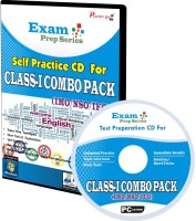 Practice guru 75 Topic Wise Practice Test Papers For Class 1 - Combo Pack (IMO / NSO / IEO) for assured success!(CD)