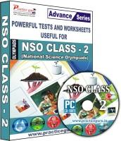 Practice guru NSO Class 2(CD)