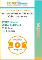IIT JEE Master MFP1Y(DVD)
