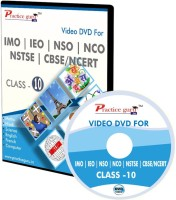 Practice guru Video Lectures & Computer Based Test Series for Olympiad Preparation - Class 10(DVD)