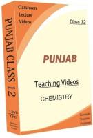 AVNS INDIA Punjab Higher Secondary Class 12 - Chemistry Full Syllabus Teaching Video (DVD) (for English Medium Students)(DVD)