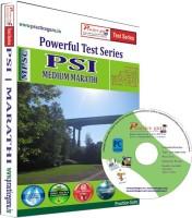 Practice Guru PSI Test Series(CD) - Price 254 5 % Off