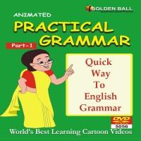 Golden Ball Practical Grammar Part -1(DVD) - Price 125 7 % Off