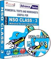 Practice guru NSO Class 3(CD)