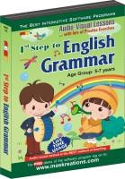 MAS Kreations 1st Step to English Grammar(CD)