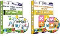 Practice guru Class 5 - Combo Pack (IMO / NSO)(CD)