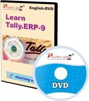 Practice guru Tally.ERP 9 Video Tutorial DVD(CD)