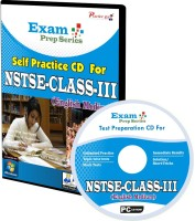 Practice guru 30 Topic Wise Practice Test Papers For NSTSE Class 3 for assured success!(CD)