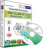 Practice Guru Powerful Test Series IMO Medium English (Class - 6) - Price 540