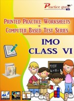 Practice guru Worksheets & Test Series for IMO Class 6(CD)