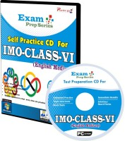 Practice guru Complete exam preparation material for IMO Class 6 ( 25 Topic Wise Practice Test Papers)(CD)