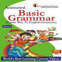 Golden Ball Basic Grammar Part-2(DVD) - Price 125 7 % Off