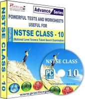 Practice guru NSTSE Class 10(CD)