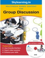 Skylearning.In Skypdc5(Group Discussion CD/DVD Combo Pack)