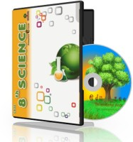 Edutree 8TH Science CBSE-NCERT Animated e Book (6-7 hrs Duration)(3 CD Pack -Prepared by team of expert teachers.)