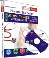 Practice Guru AIIMS Target Test Series(CD) - Price 594 5 % Off