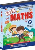 MAS Kreations Easy Maths-2(CD)