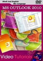 Lsoit Microsoft Outlook 2010 Tutorials DVD Tutorials(DVD) - Price 500 47 % Off