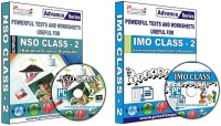 Practice guru Class 2 - Combo Pack (IMO / NSO)(CD)
