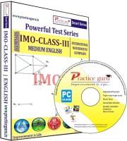 Practice Guru Powerful Test Series IMO Medium English (Class - 3)(CD) - Price 540